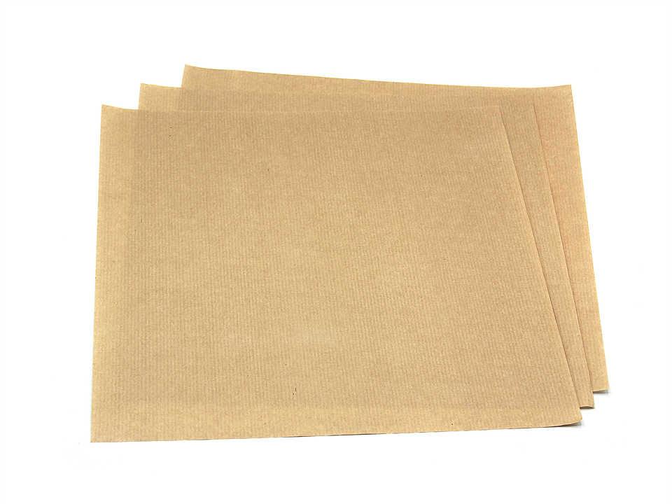 Крафт бумага в листах, 280*280 мм