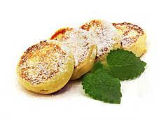 Сырники на рисовой муке