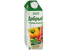 Сок «Добрый» Овощной 1л