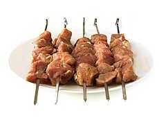 Шашлык свиной в классическом маринаде 1 кг